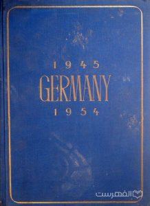 GERMANY 1954, چاپ آلمان, (MZ4354)