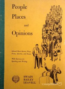People Places and Opinions