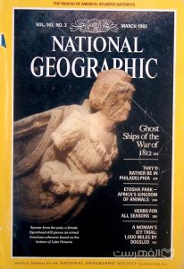 NATIONAL GEOGRAPHIC Vol. 163 No. 3