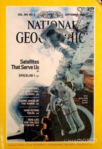 NATIONAL GEOGRAPHIC SOCIETY No.3