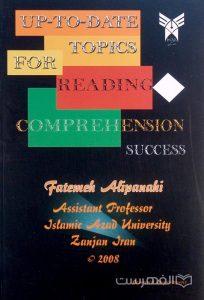 Topics for Reading